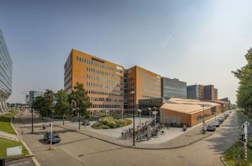 Kantoorruimte Jachthavenweg 109, Amsterdam