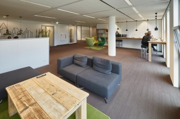 Flexibele werkplek John M. Keynesplein 1-27, Amsterdam