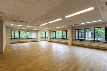 Flexibele kantoorruimte Kanaalweg 15-19, Utrecht