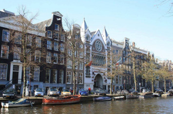 Kantoorruimte Keizersgracht 560, Amsterdam