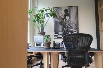 Flexibele kantoorruimte keizersgracht 560, Amsterdam