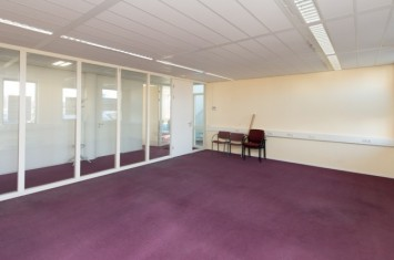 Flexibele kantoorruimte Kerkenbos 1103AB, Nijmegen