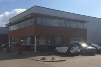 Bedrijfsruimte Kolding 9, Barendrecht