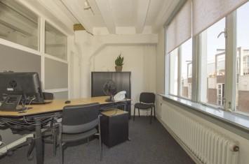 Virtueel kantoor Korte Leidsedwarsstraat 12-16, Amsterdam