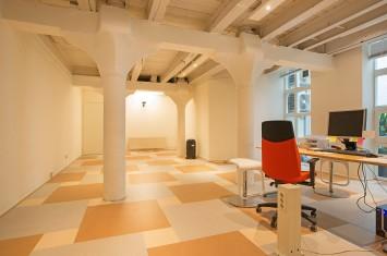 Flexibele bedrijfsruimte Korte Leidsedwarsstraat 12-16, Amsterdam