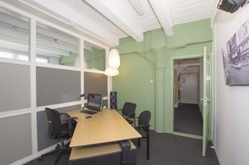 Flexibele werkplek Korte Leidsedwarsstraat 12-16, Amsterdam
