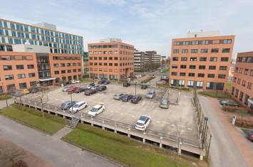 Ingericht kantoor Lange Kleiweg 52-62, Rijswijk