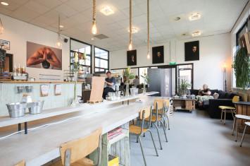 Ingerichte kantoorunit Lange Kleiweg 52-62, Rijswijk