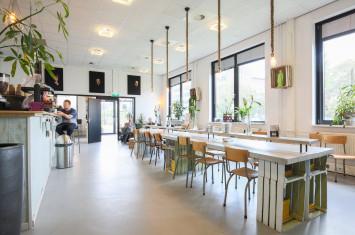 Industrieel kantoor Lange Kleiweg 52-62, Rijswijk
