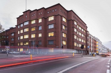 Kantoorruimte Louis Couperusplein 2, Den Haag