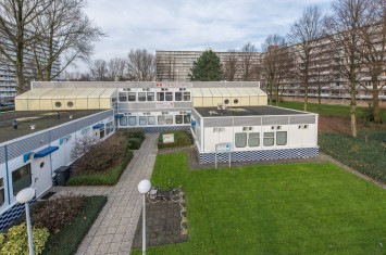 Kantoorruimte huren Marshallweg 39-45, Rotterdam