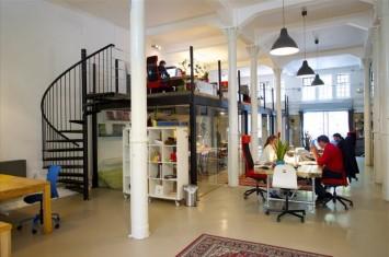 Flexibele kantoorruimte Mauritskade 55, Amsterdam