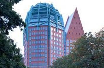 Bedrijfsruimte Muzenstraat, Den Haag