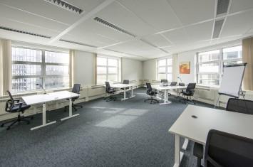 Flexibele bedrijfsruimte Newtonlaan 115, Utrecht