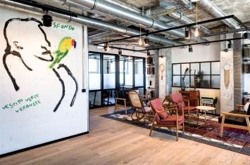 Flexibele werkplek Nicolaas Beetsstraat 216-222, Utrecht