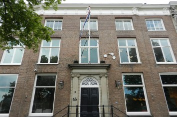 Kantoorruimte Nieuwe Gracht 3, Haarlem