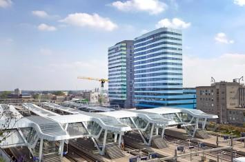 Kantoorruimte Nieuwe Stationsstraat 10, Arnhem