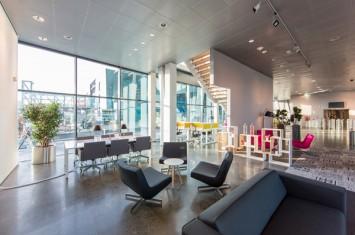 Flexibele kantoorruimte Nieuwe stationsstraat 20, Arnhem