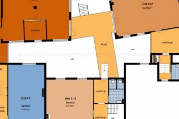 Business center Nieuwe Stationsstraat / Willemsplein 2-3-4, Arnhem