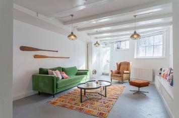 Flexibele kantoorruimte Nieuwezijds Voorburgwal 296 -298, Amsterdam
