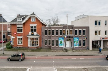 Kantoorruimte Nijverheidstraat 1-3, Enschede