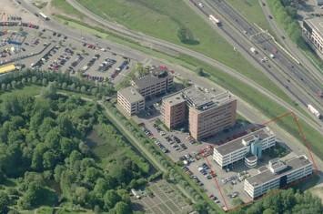 Flexibele bedrijfsruimte Olof Palmestraat 14-26, Delft