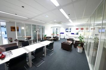 Flexibele kantoorruimte Olympia 1, Hilversum