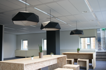 Werkplek Oude Oeverstraat 120, Arnhem