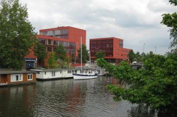 Bedrijfsruimte Panamalaan 1-8, Amsterdam