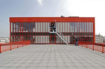 Flexibele kantoorruimte Panamalaan 1-8, Amsterdam