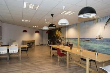 Flexibele kantoorruimte Pantheon 18-20, Enschede