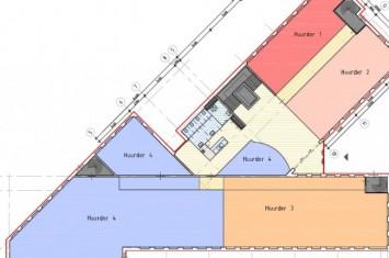 Kantoor Pantheon 18-20, Enschede