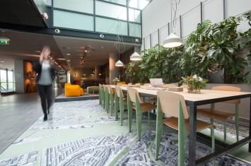 Business center Piet Heinkade 55, Amsterdam