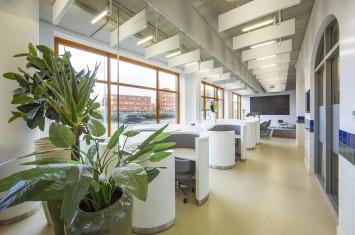 Flexibele kantoorruimte Piet Mondriaanplein 13-31, Amersfoort