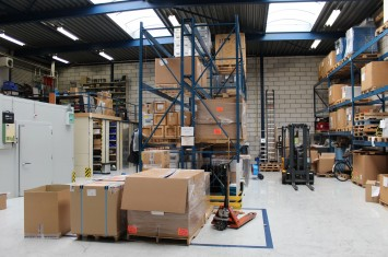 Flexibele bedrijfsruimte Pompmolenlaan 24, Woerden