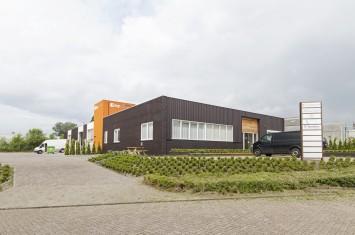 Industrieel kantoor Poortweg 1, Bergen op Zoom