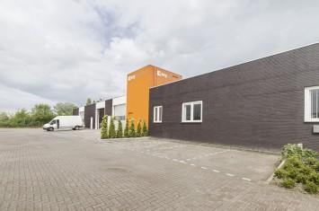 Bedrijfsverzamelgebouw Poortweg 1, Bergen op Zoom