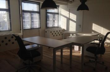 Flexibele kantoorruimte Raadhuisstraat 22-24, Amsterdam