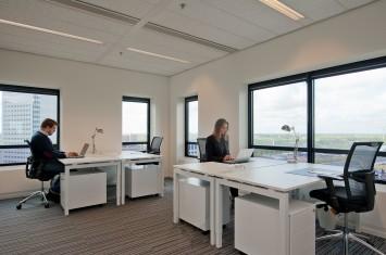 Flexibele werkplek Radarweg 29, Amsterdam