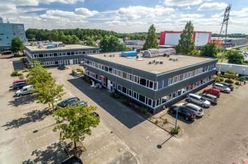 Ingericht kantoor Ravenswade 56, Nieuwegein