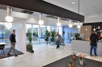 Flexibele kantoorruimte Rietbaan 40-42, Capelle aan den IJssel