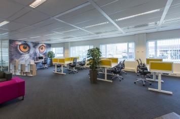 Flexibele werkplek Rivium Boulevard 301-320, Capelle aan den IJssel