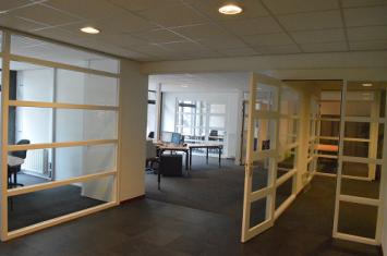 Flexibele kantoorruimte Rosmolenplein, Tilburg