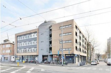 Bedrijfsruimte Sarphatistraat 706, Amsterdam