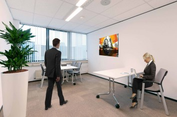 Kantoorruimte huren Seinhuiswachter 2, Rotterdam