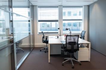 Flexibele werkplek Smallepad 32, Amersfoort