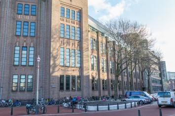 Spaarneplein 2, Den Haag