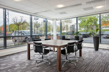 Flexibele kantoorruimte Spoetnik 10, Amersfoort
