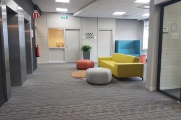 Flexibele werkplek Stationsplein 1, Sittard