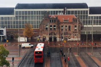 Kantoorruimte Stationsplein 86, Haarlem